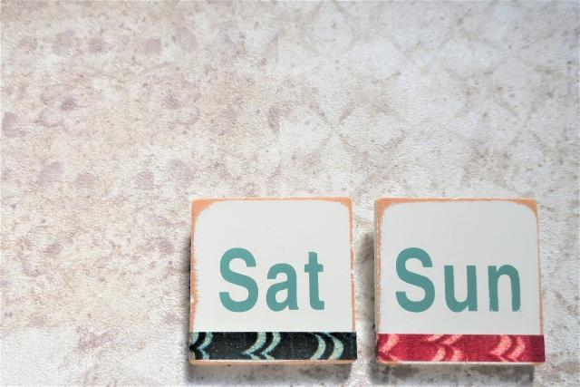 平日も稼げるが安定して集客があるのは週末