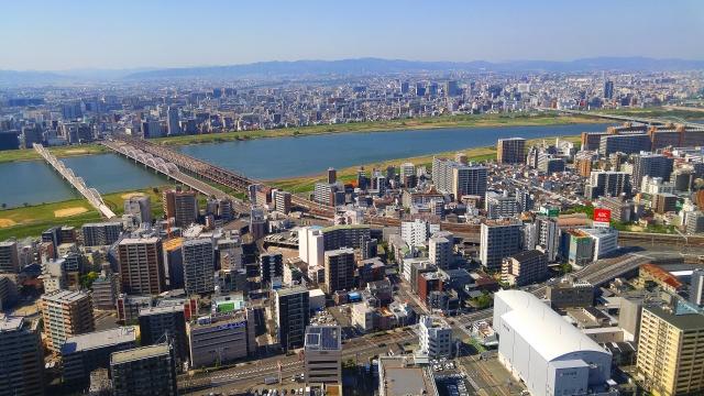 【3選】大阪の人気エリア!